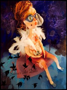 Sahra's Art Dolls