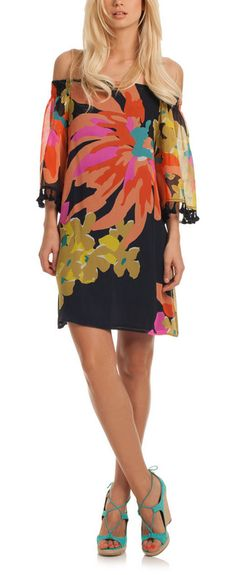 Trina Turk Amaris Dress - Multi