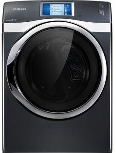 samsung dv457evgs 75 cu ft electric front load dryer with smart control and touch