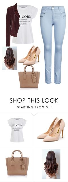 """""""My look 1"""" by samson-90 on Polyvore featuring Ally Fashion, Rupert Sanderson, Michael Kors, Balenciaga, women's clothing, women, female, woman, misses and juniors"""