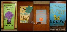 Potlucks on the Porch: 29 Teacher Appreciation Doors