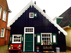 Marken village- Holland Cottage Home Netherlands