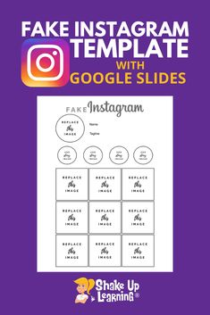 Templates Archives | Shake Up Learning Instagram Profile Template, Magnetic Poetry, Preschool Special Education, Middle School English, Educational Technology, Assistive Technology, School Psychology, Science Lessons, Math Teacher