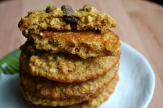 Oatmeal Chocolate Chip Cookies {CHOrific Recipes} — Little Bitty Bakes