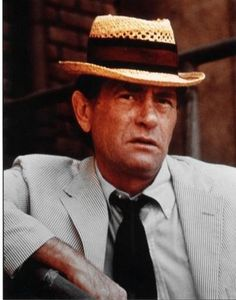 """Carl Kolchak (Darren McGavin)  Kolchak: The Night Stalker was a 60 minute horror series on ABC about a reporter who investigated crimes that occured under strange circumstances.   As of the time it was broadcast, the first movie, """"The Night Stalker"""" set a record for the most-watched TV movie ever! 54% of the viewing audience at its air time were tuned in!"""