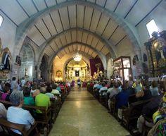 Church Bouzas in Vigo Galicia Spain
