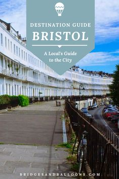 A complete guide to the best things to do in Bristol, England. From discovering Banksy to eating at the city's best restaurants and cutest cafes. Backpacking Europe, Europe Travel Tips, Italy Travel, Travel Couple, Family Travel, Devon Map, Stuff To Do, Things To Do, Bristol England