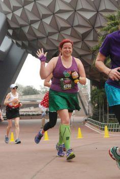 Disney Princess Half 2013 - Part 4 : The RACE!   Run The Great Wide Somewhere