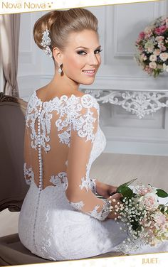 White Wedding Dresses, Bridal Dresses, Amelia Sposa Wedding Dress, Hijab Dress Party, Dream Wedding, Wedding Day, Gowns Of Elegance, Lace Weddings, Beautiful Gowns