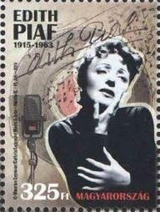 Edith Piaf Birth Centenary