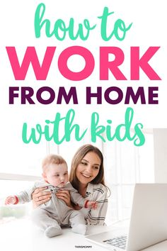 How to work from home with kids. If you have toddlers or little kids how do you start a work from home job? Learn from a mom who has been working from home with twins for over 6 years! #workfromhome #momlife #blogger #freelancewriter Earn Money From Home, Make Money Blogging, All About Mom, Selling Handmade Items, Freelance Writing Jobs, Successful Online Businesses, Cool Science Experiments, Work From Home Opportunities, Twin Mom