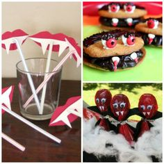 Dracula's Delight: 10 Vampire Inspired Crafts, Treats and Eats | Spoonful