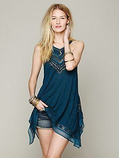 Free People Calisi's Halter Top at Free People Clothing Boutique