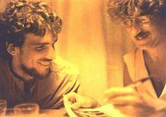 El Flaco & Charly Garcia
