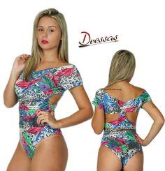 Ganhe uma renda extra revendendo a moda feminina da #Dressas! Em nossa loja virtual você encontra diversos modelos de bodys! Compre e receba em casa: ow.ly/TJ0p2 Wpp (21)981027316 #Moda #ModanaWeb #ModaFeminina #RevendaOnline #Body
