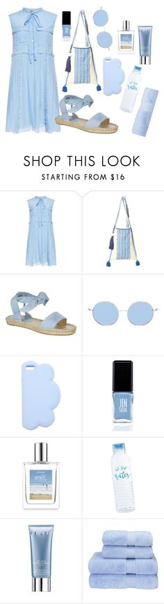 """A walk on the beach"" by paulaj87 ❤ liked on Polyvore featuring N°21, Star Mela, Splendid, STELLA McCARTNEY, JINsoon, Orlane and Christy"