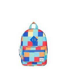 Herschel Heritage Kids Backpack - Primary / Blue Rubber