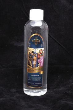 Pure-Holy-Water-Acqua-Santa-1-4-Liter-From-The-Jordan-River  Approximately ILS 34.25
