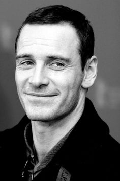 Actor Michael Fassbender    OK, so I do have a huge-ass crush on him BUT he's been amazing in fabulous movies such as Inglorious Bastards, Jane Eyre, Shame, etc.  And I mean c'mon just look at that face.