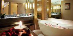 Bathroom in Marina Bay Sands