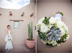 Succulent bouquet <3