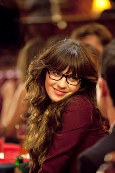 Zooey Deschanel – New Girl – Oliver Peoples