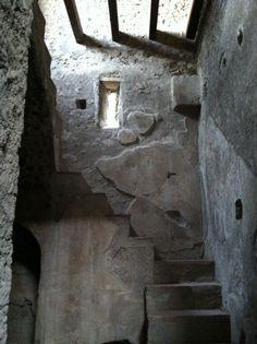 Pompeii residence interior