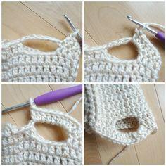 Crochet Cabled Mittens - All About Ami Mitten Gloves, Mittens, All About Ami, Crochet Cable, Knitting, Crochet Ideas, Hats, Fun Stuff, Accessories