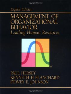 Hersey-Blanchard Situational Leadership. You've read it in your schoolbooks - here's the original.