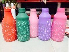 Centros de mesa que puedes hacer reciclando botellas http://tutusparafiestas.com/centros-mesa-puedes-reciclando-botellas/ Table centers you can do recycling bottles #Centrosdemesa #Centrosdemesaparafiestasinfantiles #Centrosdemesaquepuedeshacerreciclandobotellas #Decoraciondefiestas #Fiestasinfantiles #Ideasparafiestas #Kidspartyideas #Partykids