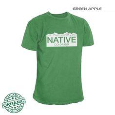Colorado Native Shirt #gifts #colorado