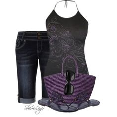 """Untitled #952"" by sherri-leger on Polyvore"