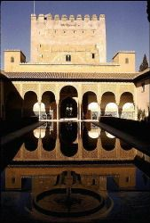 The Alhambra - Granada, Spain - Great Buildings Architecture