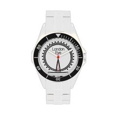 London Eye Wrist Watch