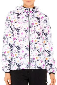 Fleur Run Jacket - Lorna Jane