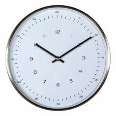 XML0112 Verichron Simple Clock - Click to enlarge