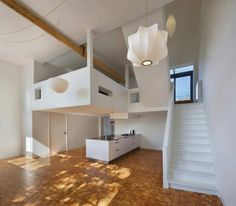 Monumental School Reprogrammed Into Apartments / BYTR Architects