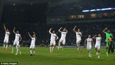 The Old Lady have one foot in the last eight of the Champions League after beating Porto a...