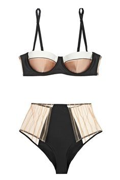 a3490bcf9f Bridal Lingerie    To celebrate National Underwear Day we rounded up the  chicest lingerie. Shop all our favorites here.