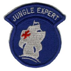 earned this patch in Panama