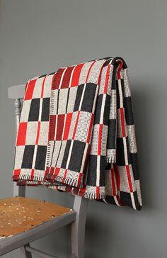http://www.eleanorpritchard.com :: Eleanor Pritchard - Canasta Blanket.