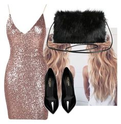 """""""Untitled #156"""" by perlahak on Polyvore featuring Yves Saint Laurent and Torrid"""