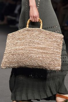 Anteprima at Milan Fashion Week Spring 2020 - Anteprima at Milan Fashion Week Spring 2020 – Details Runway Photos You are in the right place abo - Fashion Bags, Fashion Shoes, Fashion Accessories, Handmade Bags, Handmade Bracelets, My Bags, Purses And Bags, Coin Purses, Fashion 2020