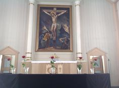 Church of Soini, Finland. Good Friday, Finland, Painting, Art, Art Background, Painting Art, Kunst, Paintings, Performing Arts