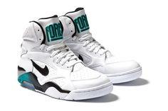 Nike Air Force 180 High #Nike #Classic #Sneaker