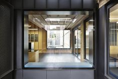 a f a s i a: Duggan Morris Architects Duggan Morris, Hotel Interiors, Gazebo, Outdoor Structures, Windows, Building, Architects, House, Inspiration