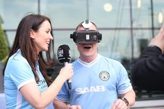Sky Sports Trials VR broadcasting (with LiveLike)
