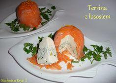 Z przyjemnością proponuję terrinę z łososiem jako elegancką przystawkę na każdą okazję. Jest to francuska potrawa, której nazwa pochodzi ...