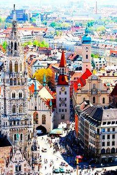 Munich, Germany :)