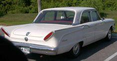 1961 Ford Comet   1961 Mercury Comet 4dr Sedan